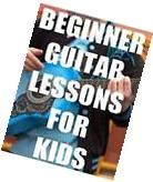 Beginner Guitar Lessons for Kids DVD New Approach. Adults