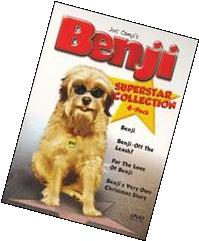 Benji Superstar Collection 4 Pack