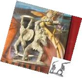Ral Partha 01-189 Beowulf & Grendel  Miniatures Warrior Hero Reptile Monster