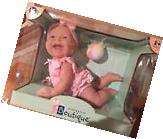 "Berenguer JC Toys Crawling Lola 14"" Vinyl Baby Girl Doll #"