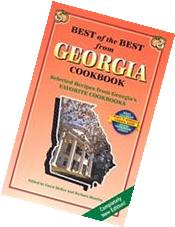 Best Of The Best From Georgia Cookbook:  Selected Recipes