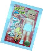 BETTY AND BOB retro Paper Dolls by Queen Holden NEW Sealed