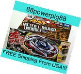 Takara Tomy Beyblade BB-88 Meteo L Drago LW105LF No Box & No