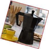 NEW Bialetti 6 Cup Stovetop Espresso Maker Coffee Moka FREE