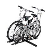 """Bicycle Rack Carrier Car Truck SUV 2 Bike Holder 2"""" Hitch"""