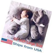 Elephant Baby Stuffed Doll Plush Big Toy Children Kids Soft