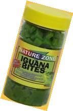 Nature Zone Bites for Iguanas, 1 gallon