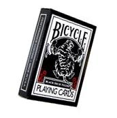 Black Tiger Deck Bicycle Playing Cards Poker Size USPCC New