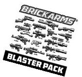 BRICKARMS BLASTER Pack 2016 for Lego Minifigures Star Wars