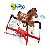 Radio Flyer Blaze Rocking Horse Interactive Play Sounds, new