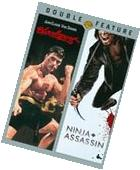 Bloodsport / Ninja Assassin  Dvd from Warner Bros
