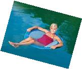 "38"" Blue Kelsyus Float-A-Round Swimming Pool Inflatable"