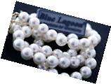 Mikimoto Blue Lagoon 7.5-8.0mm Genuine Pearl 18 inch