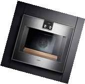 """BO481-611 Gaggenau 30"""" SS oven HL"""