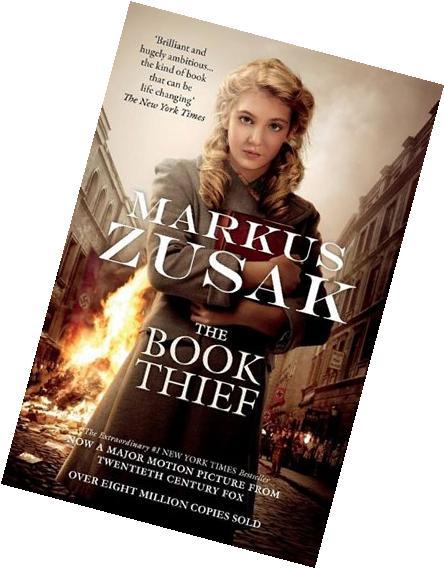 The Book Thief Movie tie:BOOK THIEF {Book Thief}: :The Book