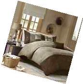 Madison Park Boone 7 Piece Comforter Set, California King,