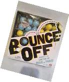 Bounce Off Game by Mattel A Very Popular Pong Game NIB WOW