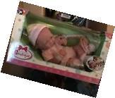 "Berenguer Boutique 14"" La Newborn Real Girl JC Toys Baby"