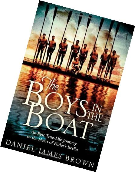The Boys in the Boat by Brown. Daniel James  Hardcover