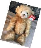 "Gund Braden Plush Teddy Bear Posh Collection 13"" Bear NEW"