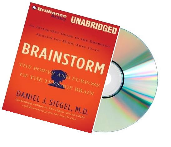 Brainstorm Audio CD by Daniel J. Siegel M.D: BRAIN STORM