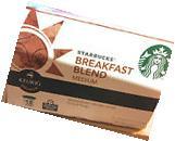 Starbucks Breakfast Blend Keurig K-Cups 96 Count - FREE