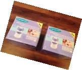 NEW Lansinoh Breastmilk Storage Bottles - 2 Boxes - 8