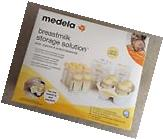 MEDELA Breastmilk Storage Solution Kit Bottles Milk Storage