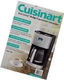 CUISINART BREW CENTRAL 14 CUP COFFEE MAKER GLASS CARAFE CBC-6400PC NEW IN BOXES