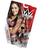 Brie Bella WWE Mattel Basic 70 Brand New Action Figure Toy