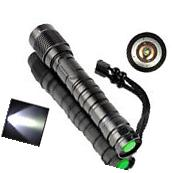 Bright 10000Lm CREEE XML T6 LED Zoomable 18650/26650