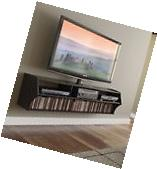 Broadway Altus Plus Black 58-Inch Floating Wall-Mount TV