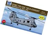 "Bronco Models USMC CH-46E ""Sea Knight"" Plastic Model"
