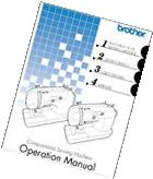 Brother CS6000i Sewing Machine Instruction Manual Users