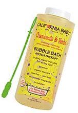 "California Baby ""Chamomile & Herbs"" Bubble Bath - 13 oz"
