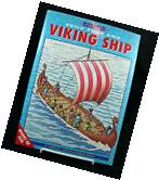 Build Your Own Viking Ship: A Complete, Easy-to-assemble