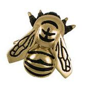 Bumble Bee Brass Door Knocker Front Decor Art Contemporary