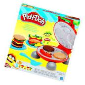 New Burger Barbecue Set Toy Learning Baby Toddler Kids Boys
