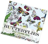 Coloring Books For Adult Butterfly One-sided Page Kid's