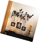 BUTTERFLY WALL DECOR WITH HANGING PICTURE FRAMES PHOTO