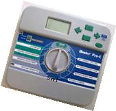 HUNTER PRO-C PC300  TIMER CONTROLLER FACEPLATE DISPLAY