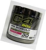 Cellucor C4 50x Watermelon 30 Servings w/ FREE SAMPLES & *