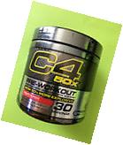 NEW/SEALED Cellucor C4 50x Pre Workout Xcelicor 30 servings