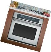 "GE Cafe Series CT918STSS 30"" Single Electric Wall Oven"