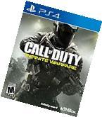 Call of Duty Infinite Warfare PS4 Standard Edition