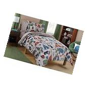 Kids Camping Bed in a Bag Bedding Set 7 Piece FULL Size NEW