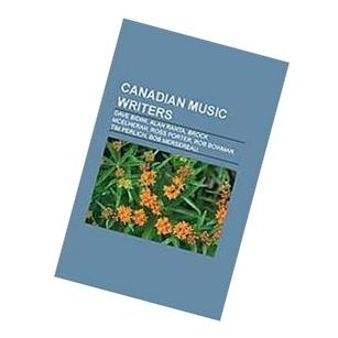 Canadian Music Writers: Canadian Music Critics, Canadian