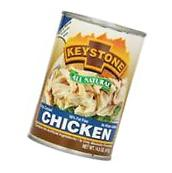 Keystone Meats All Natural Canned Chicken, 14.5 Ounce New