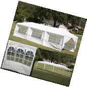 10' x 30' Party Wedding Tent Outdoor Gazebo Heavy Duty