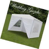 10'x30' Outdoor Canopy Party Wedding Tent White Pavilion 8